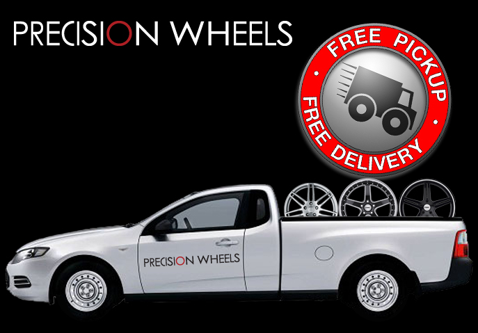 Free Delivery - Precision Wheels
